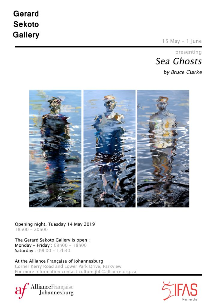 Poster Sea Ghost