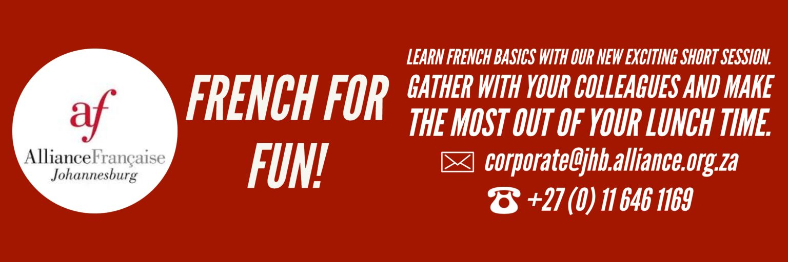 FRENCH FOR FUN WEB BANNER
