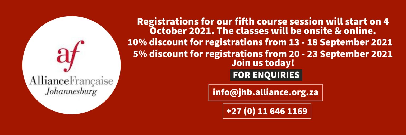 Registrations 5th session